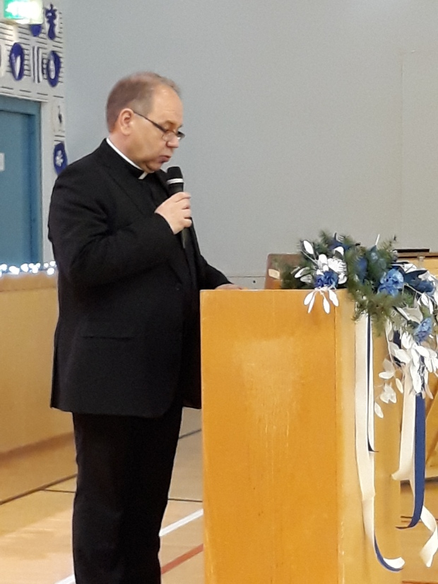 Nummen alueseurakunnan aluepappi Heikki Marjanen
