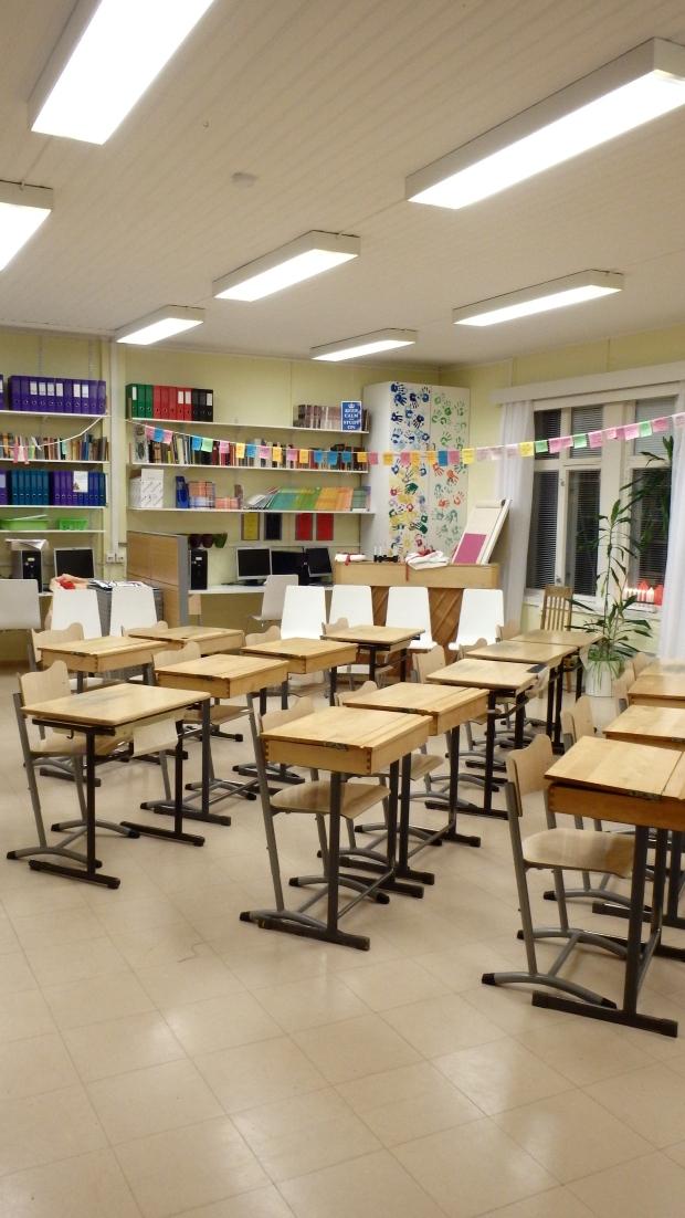 Hyrsylän koulun 5-6 luokka