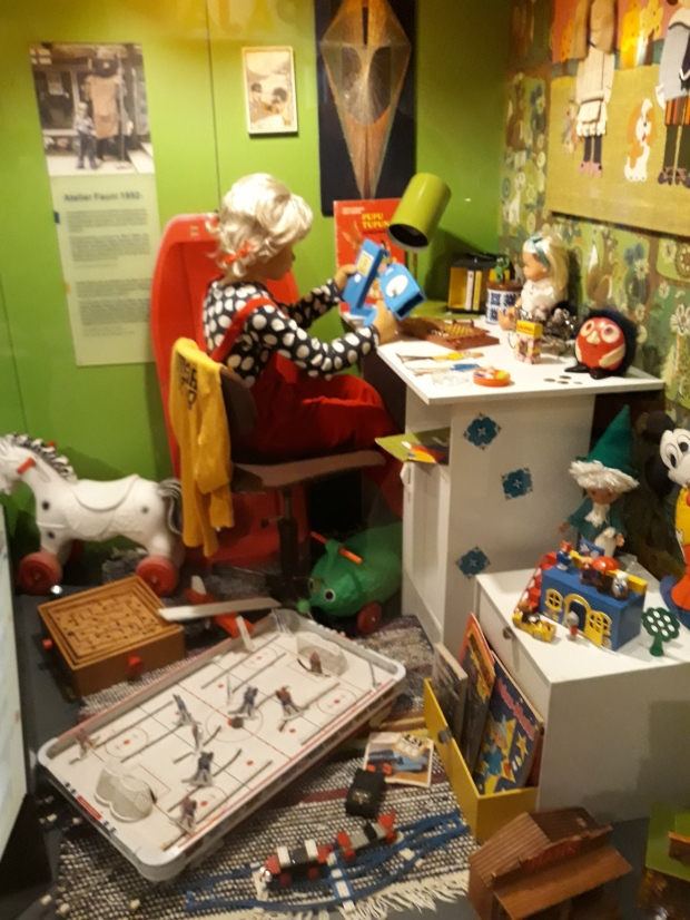 Lelumuseon lelunäyttely