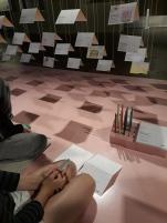 Futuromanian näyttelyssä pääsi itse mukaan suunnittelemaan unelmiensa taloa