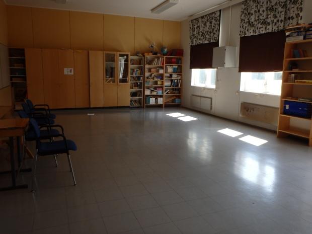 Ensimmäinen luokkahuone