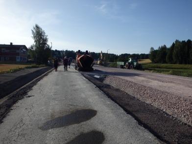 Koulumatka Lohjan Nummella 9.8.2018